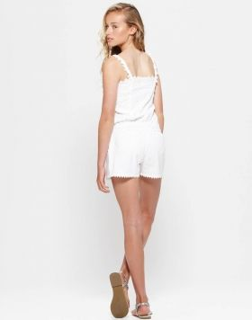PAVEMENT BRANDS - SINEAD WHITE PLAYSUIT