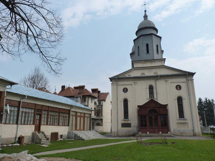 """Biserica domnească """"Sf. Nicolae"""" (sec. XVI, ref. 1860 - 1861), Strada Republicii 12, Câmpulung"""
