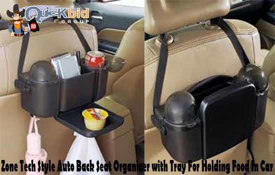 Secures to the headrest with customizable straps. Different great evaluations really demonstrating the items the item.