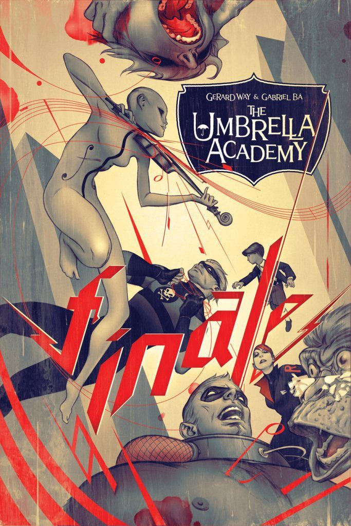 The Umbrella Academy #6