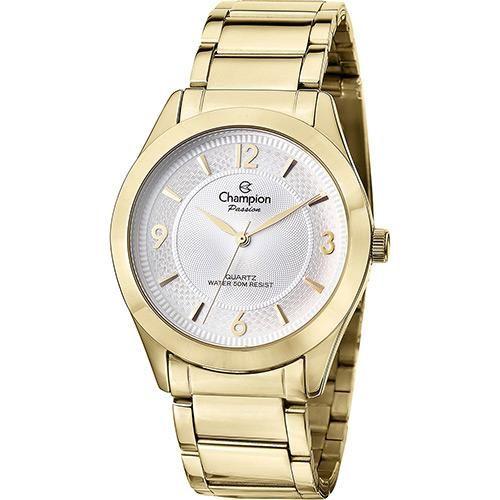 Relógio Champion Feminino Social Dourado - Submarino.com