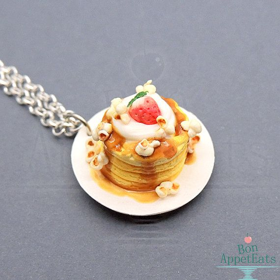 Together Breakfast Necklace Steven Universe by BonAppetEats
