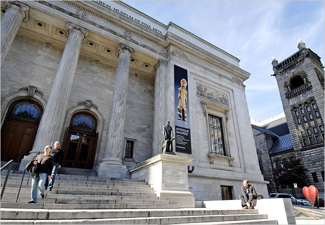 Musee des Beaux-Arts de Montreal. Been here, want to go back again!
