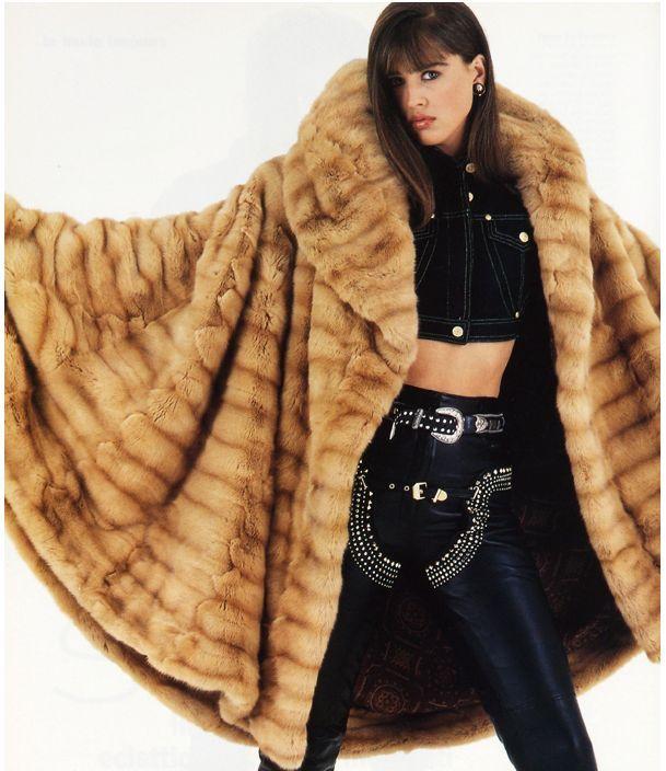 golden sable fur coat   Russian sable fur coats ...