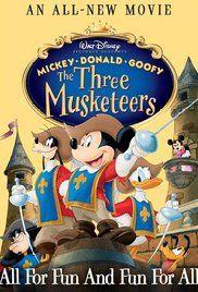 Watch Mickey, Donald, Goofy: The Three Musketeers Online Free 2004 Putlocker