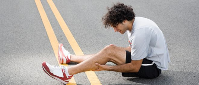 Getting back into running after a calf injury - rehab and exercises