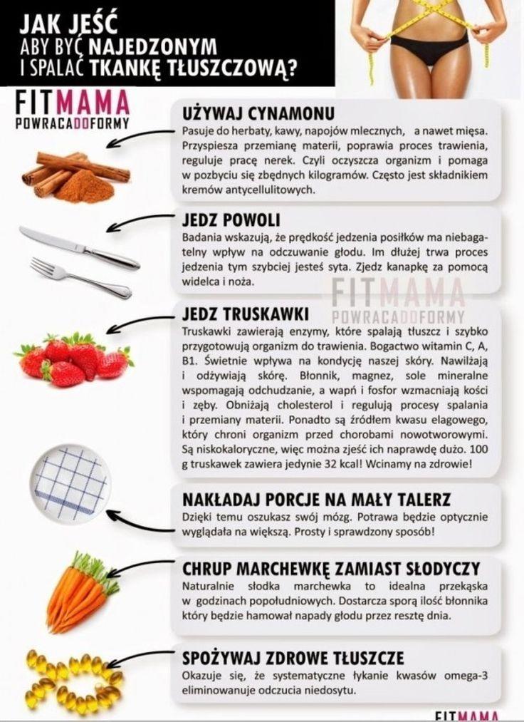 Co jeść aby czuć się najedzonym