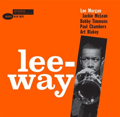 Lee Morgan - Leeway | Jazz poster, Album cover design, Album covers