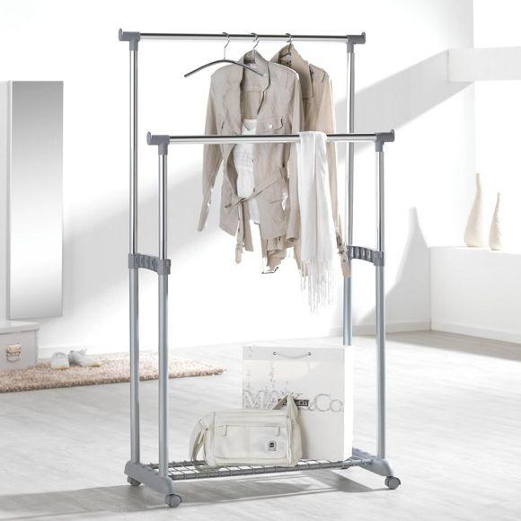 Chicer Kleiderwagen von BOXXX: die perfekte Ergänzung für deine Garderobe!