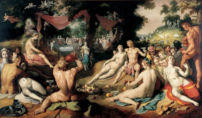 Hollandse Michelangelo in het Frans Hals Museum - Italiaanse renaissance - Kunst