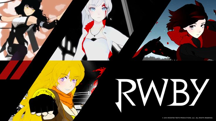 RWBY new animated online series! I highly recommend it