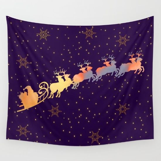 20% Off Free Worldwide Shipping Today #society6 #Christmas #shopping #sales #love #xmas #Noel #clouds #gift #ideas https://society6.com/product/i-dream-of-santa-claus-christmas-vision_tapestry#s6-6201394p42a55v412