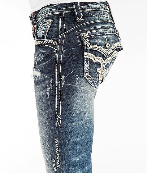 Rock Revival May Boot Stretch Jean - Women's Jeans   Buckle