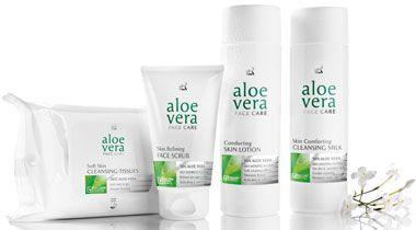 LR Aloe Vera Cleaning Set