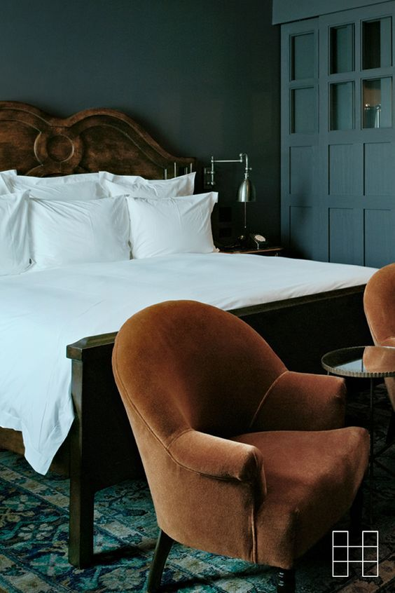 Velvet and Vintage Persian Rugs | Soho House New York