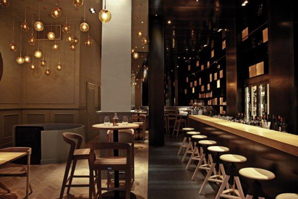 Wine bars wine rooms google search restaurant bar interior design - Interior design of bar ...