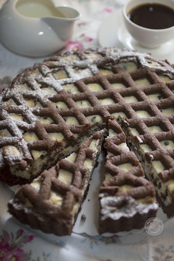 Crostata_al_cacao_ricotta_cioccolato