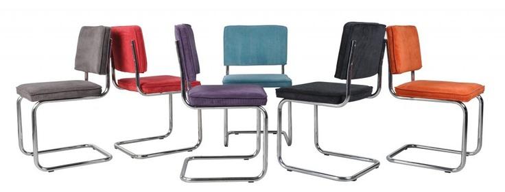 Ridge rib van my style chair cool chairs en home for Bauhaus stoelen aanbieding