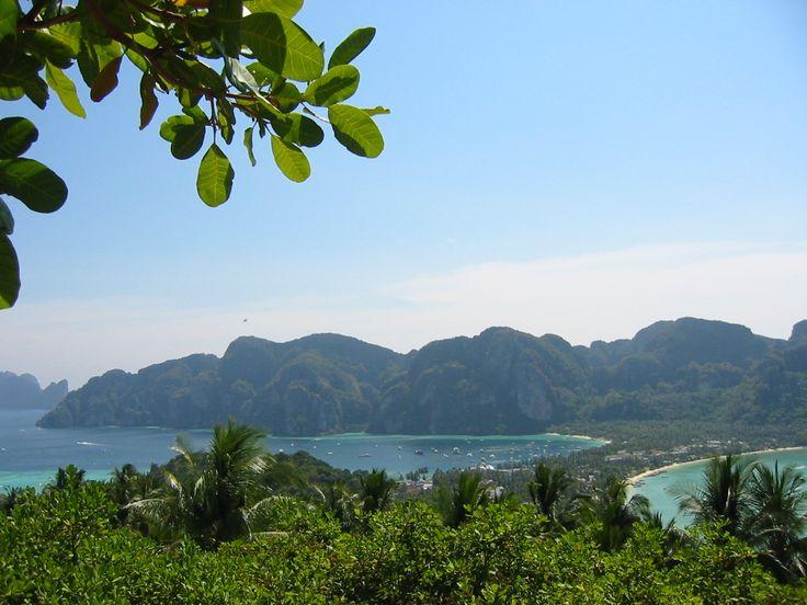 Phi Phi island,Thailand