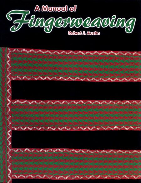 native american finger weaving instructions