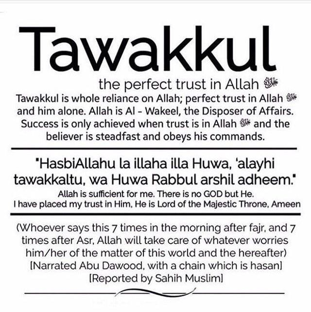 Subhanallah so powerful. Lets apply it, more in times we're feeling helplessly far away from Him.