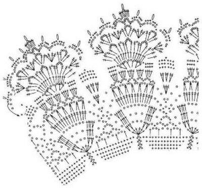 koronkowe kolnierzyki na szydelku (6)