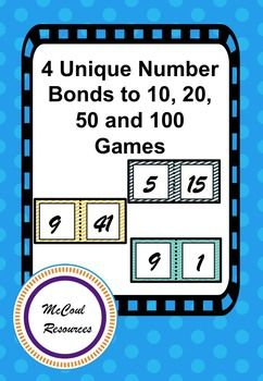 Great number bonds games. Suitable for stations.