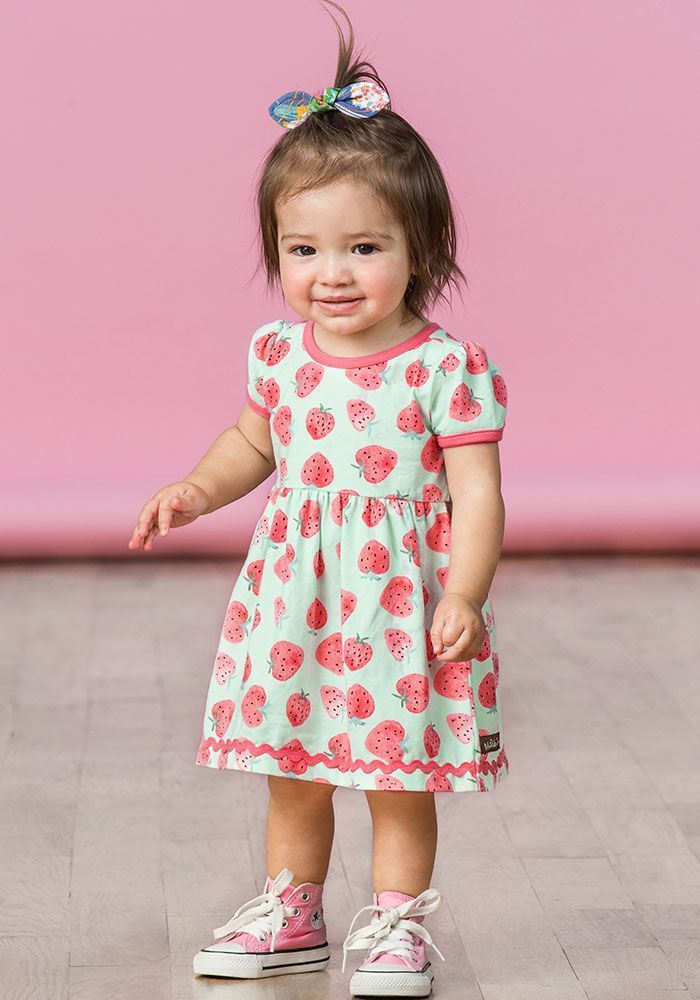 0edb331dd8bc So Berry Sweet Dress - Matilda Jane Clothing Spring Toddler   Baby Fashion  2018 - A darling sister match to our Let s Jam Dress