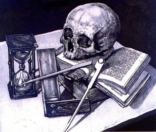 Vanitas by masonic encyclopaedia, via Flickr