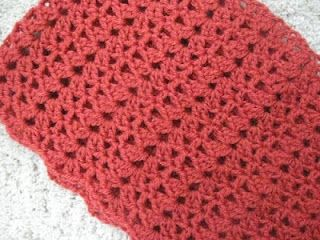 free tutorial: Crochet cowl wth shell pattern