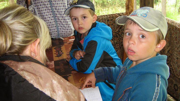 Styloví dobrodruzi: Dobrodruzi to umí i s dětmi :-)