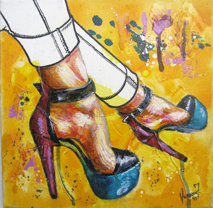 """""""Princess & Prada #1"""" by Vernon Fourie 