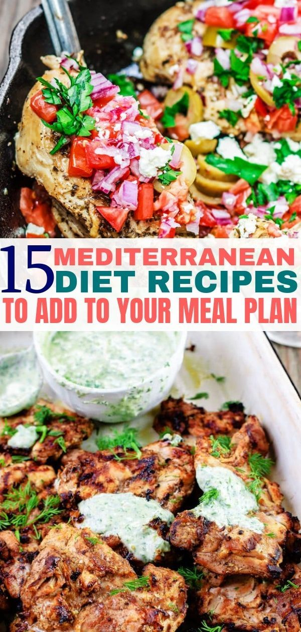 15 Life Changing Mediterranean Diet Recipes for Healthy Eating Balancing Bucks | Home Organization | DIY & Crafts | Recipes