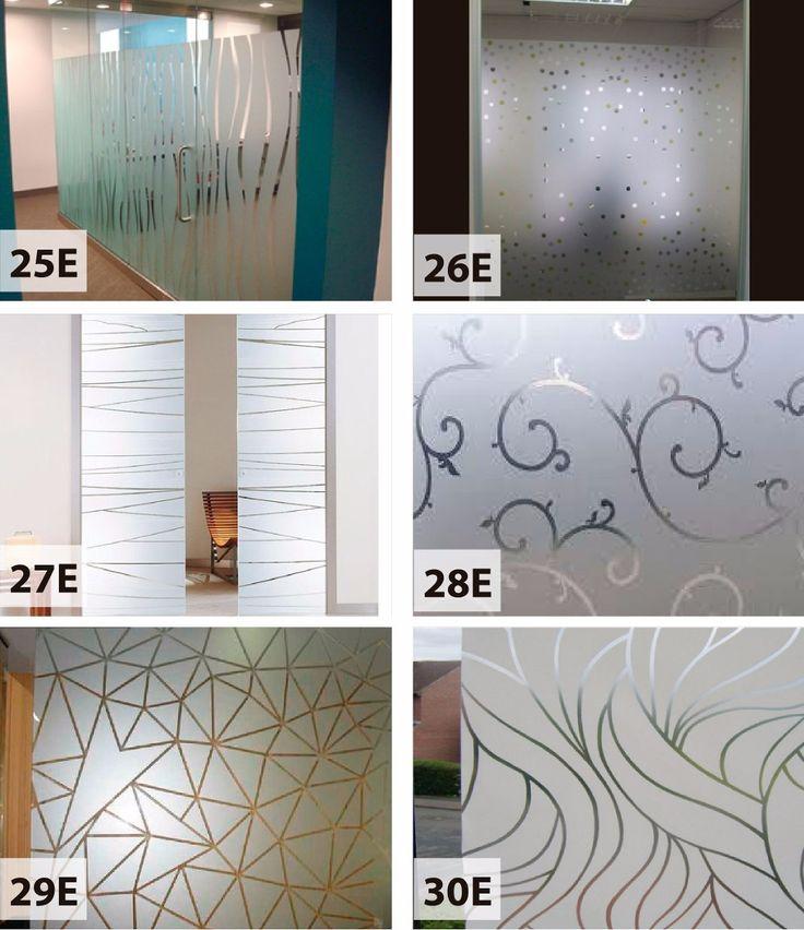 Las 25 mejores ideas sobre vinilos ventanas en pinterest y for Vinilos cristales ikea
