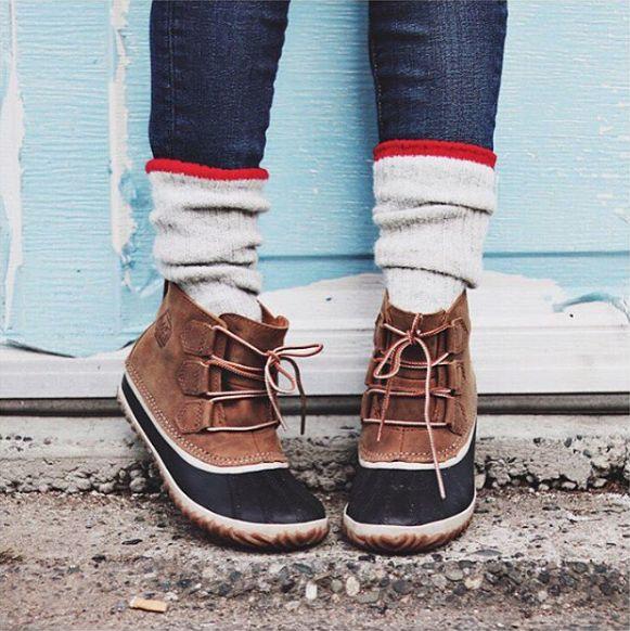 Sorel Madewell boots