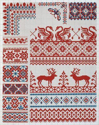 22 best DANTEL images on Pinterest | Kreuzstich, Russische stickerei ...