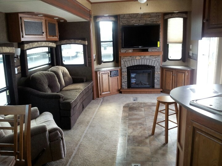 The Camper I Want To Live In With My Baby