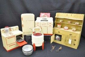 Wolverine Toy Kitchen Set