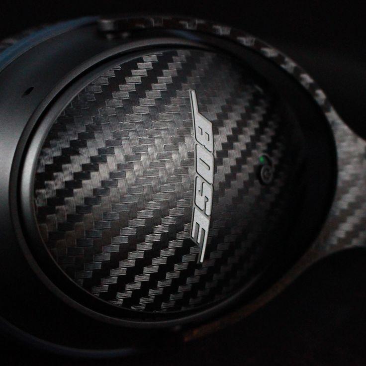 Bose QC25 - Black Carbon Skin