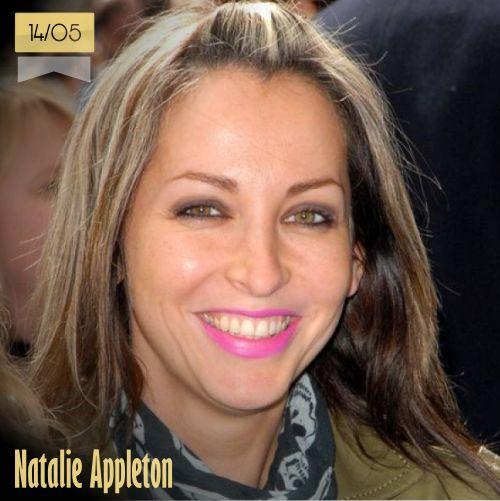 14 de mayo   Natalie Appleton - @NatAllSaints   Info + vídeos