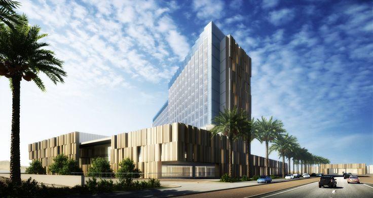 Jeddah Children's Hospital Perkins+Will