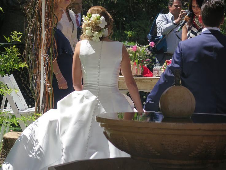 Ceremonia civil en #restauranteboabdil #boabdil #bodas #granada #jardines