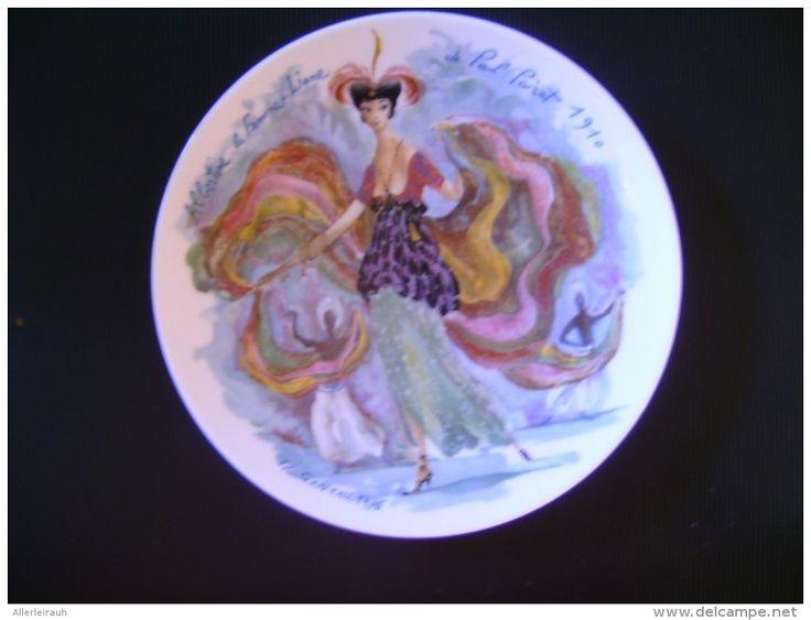 Modeteller: Henri d `Arceau - Limoges - Les femmes du siècle  1910