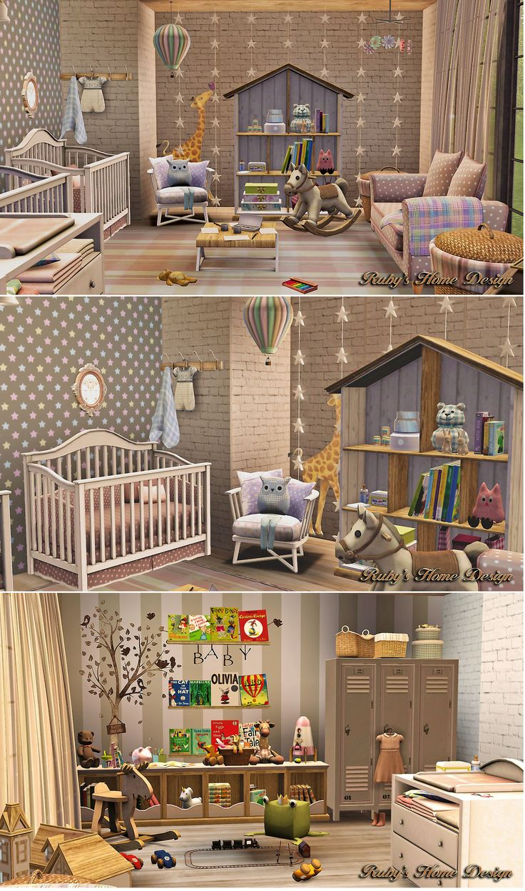 Sims 3 nursery decor download at Download home decoration pics