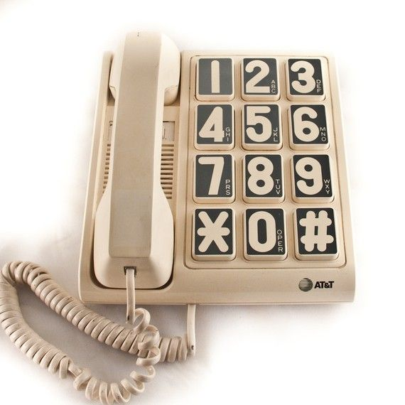 80's phone