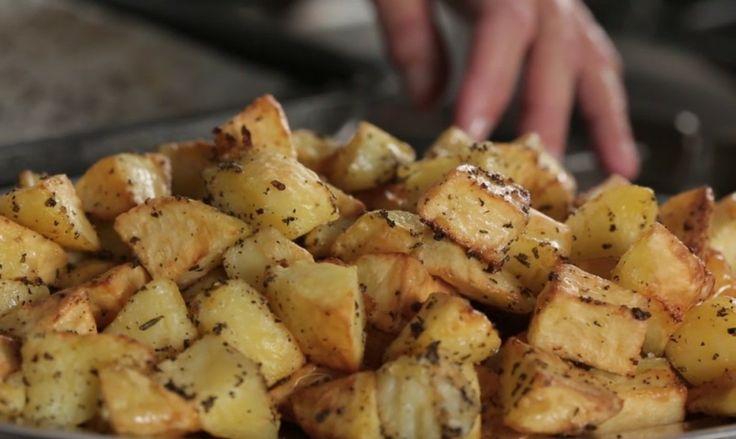 Video tutorial: come preparare le patate al forno