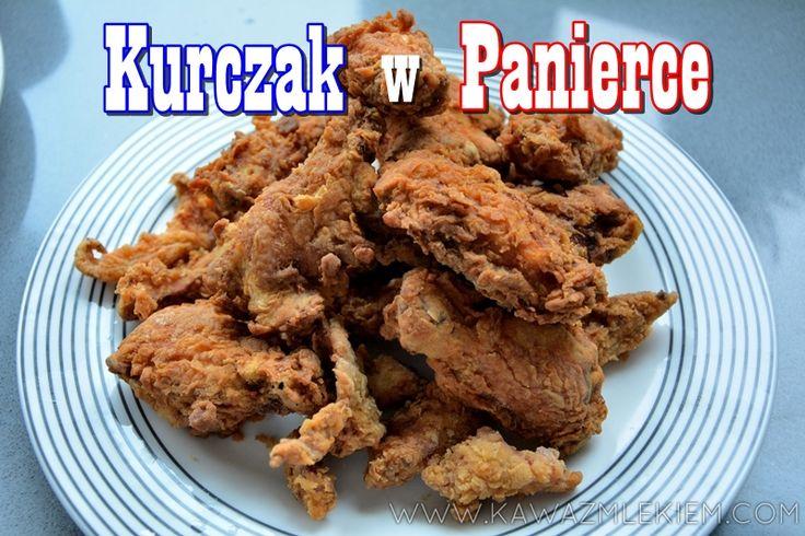 #kurczak #KFC #kawazmlekiemblog