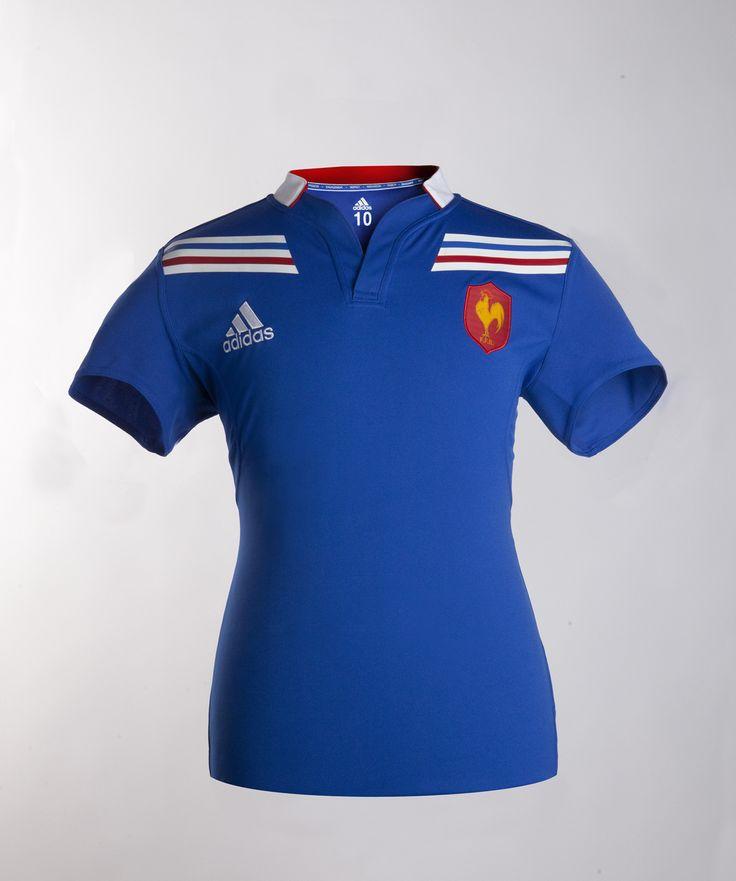 le nouveau maillot de l'Equipe de France de Rugby