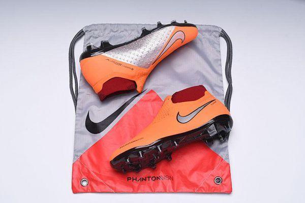 Nike Silver Vision Phantom Fg Crimsonmetallic Df Elite Bright lF1cTKJ3