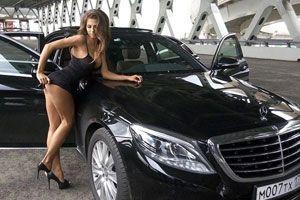 Фотосессия с авто от DALEX-VIP